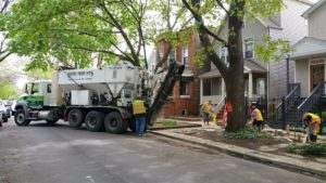 standard ready mix concrete sidewalk