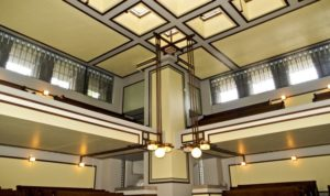 Unity Temple Frank Lloyd Wright