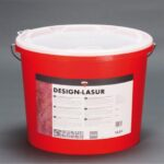 Design-Lasur Sol-Silicate Pigmented Mineral Stain