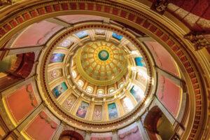 The Rotunda, Michigan State Capitol